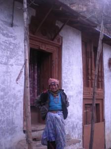 नाबि गांव